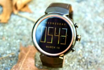 Умные часы Asus Zenwatch 3 обновятся до AW 2.0 в ближайшее время