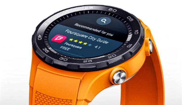 Умные часы Huawei Watch 2 с 4G поступили в продажу в Европе