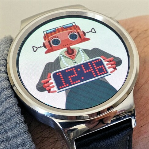 Kevin Tong Watch Face