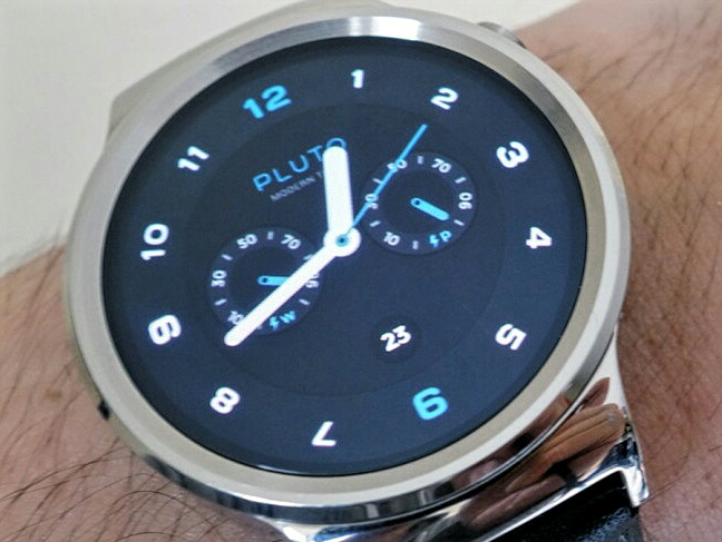 Modern Times Pluto