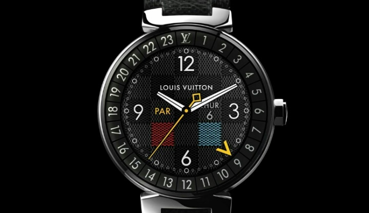 Louis Vuitton представил умные часы Tambour Horizon на ОС Wear 2.0