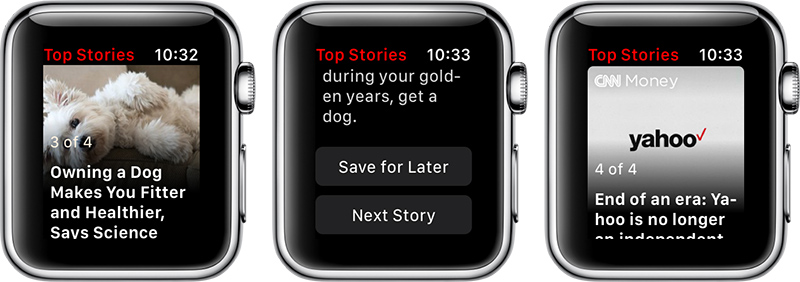Приложение Apple News