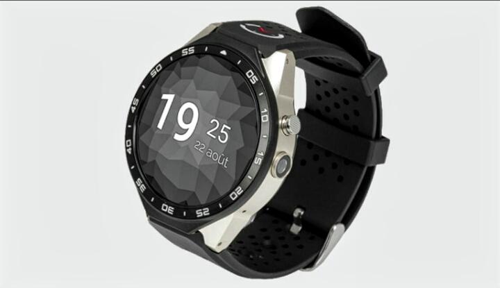 Connect разрабатывает умные часы на AsteroidOS