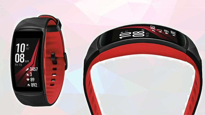 Gear Fit2 Pro