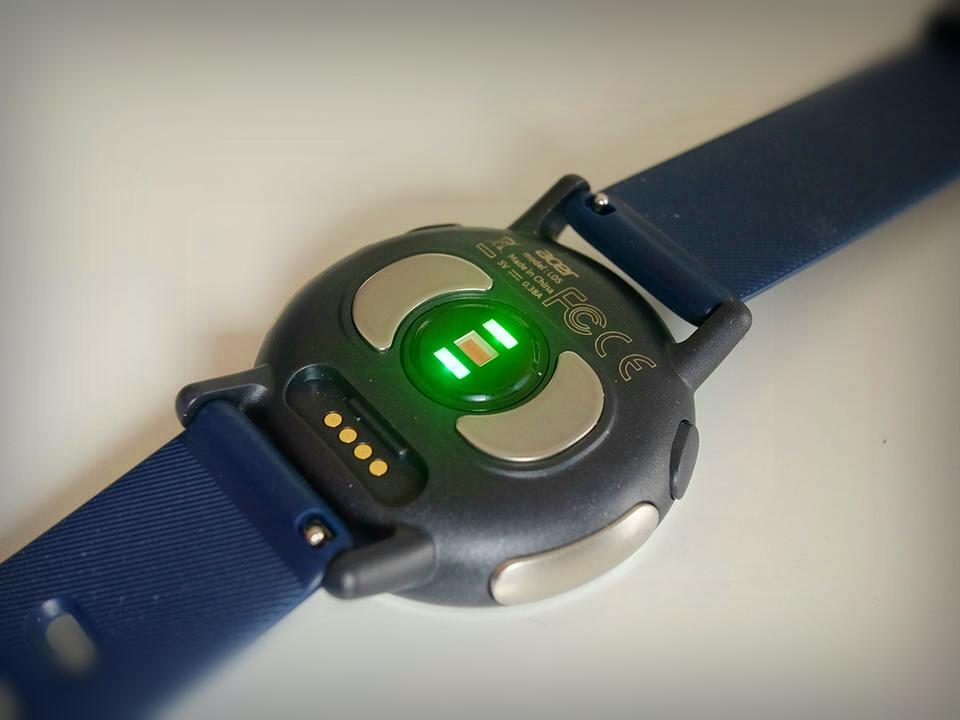 Acer Leap Ware - датчик пульса