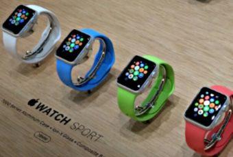 Компания Apple охватила больше половины рынка умных часов