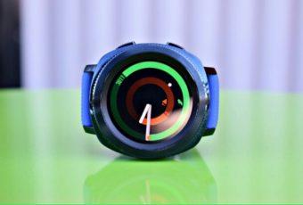 Обзор спортивных часов Samsung Gear Sport