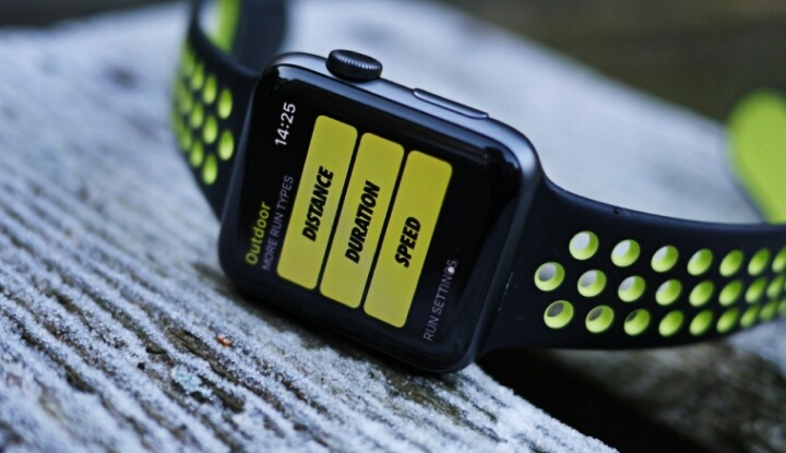 Apple Watch Series 4 может получить функцию Face ID и сенсорный ремешок