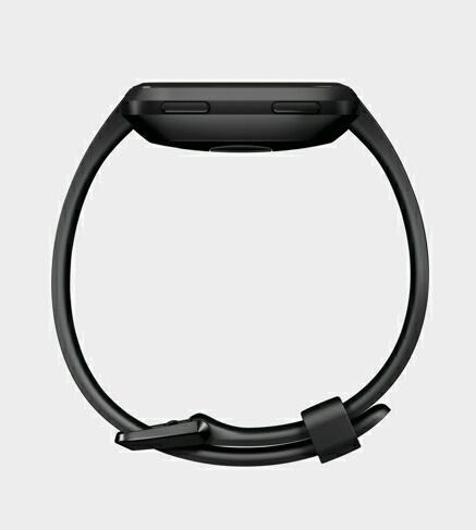Fitbit - часы в профиль