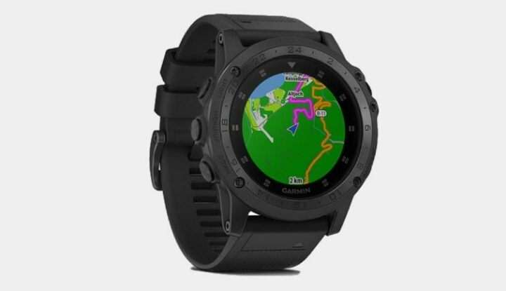 Garmin представил новые навигационные смартчасы Tactix Charlie