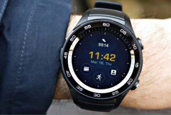 Huawei готовит к выпуску умные часы Watch 3, но надо немного подождать