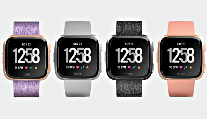 Новый 'хит' от Fitbit - эксклюзивные фото смартчасы и характеристики