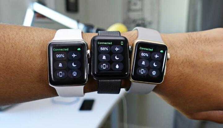 На часы Apple Watch можно будет установить неофициальные циферблаты