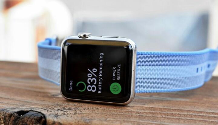 Новое поколение Apple Watch может получить беспроводную зарядку