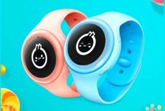 Xiaomi выпустил детские смартчасы Mi Bunny 2C