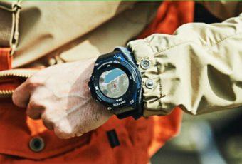 Компания Casio перевыпустила свои лучшие умные часы Pro Trek
