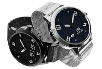 Lenovo представил умные часы Watch X с датчиком пульса и давления крови