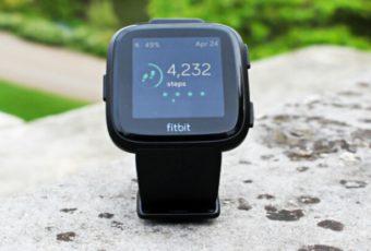 Обзор Fitbit Versa - пожалуй лучшие смартчасы от Fitbit