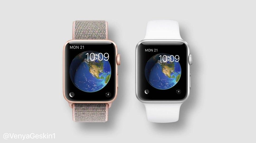 Сравнению Apple Watch Series 4 с предыдущим поколением