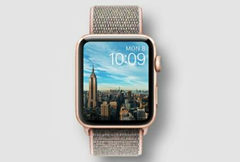 Смартчасы Apple Watch Series 4 получат безрамочный крупный экран