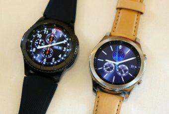 Все слухи об умных часах Samsung Galaxy Watch в одной статье