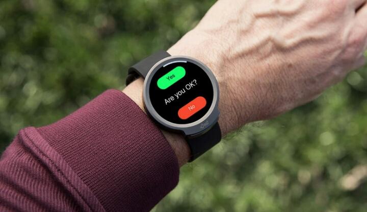 iBeat Heart Watch - часы, которые вызовут скорую помощь при остановке сердца