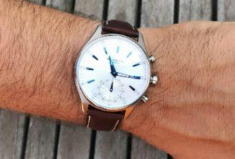 Благодаря гибридам Kronaby вы вновь захотите носить часы