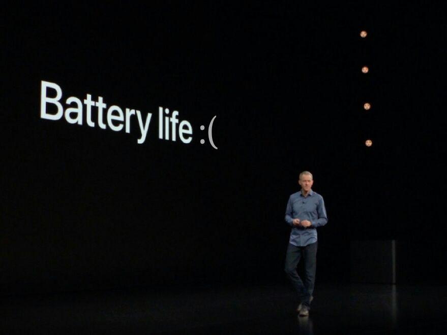 Батарея Watch Series 4