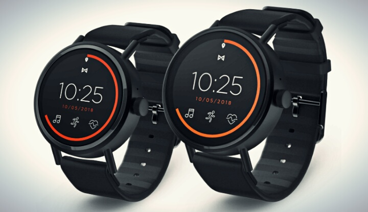Компания Misfit представила стильные смартчасы Vapor 2 с модулями GPS и NFC