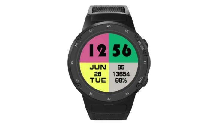 Zeblaze Thor 4 - обзор первых умных часов с поддержкой 4G