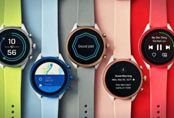 Модель Fossil Sport может стать лучшей среди умных часов на Wear OS