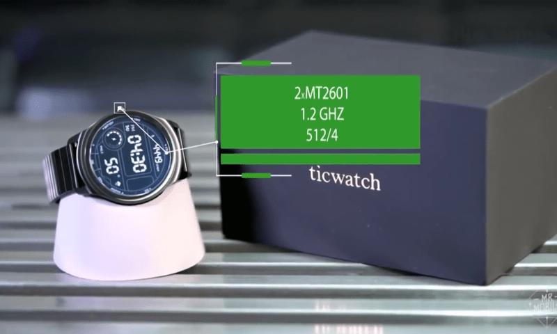 Электроника Ticwatch 2