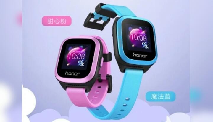 Детские смартчасы Huawei Honor K2 с nano-SIM и 16 ГБ памяти