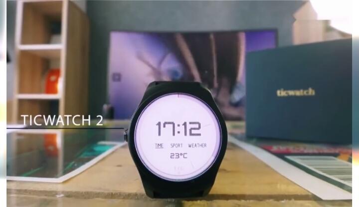 Обзор дешевых умных часов Mobvoi Ticwatch 2