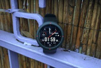 Обзор Amazfit Verge - умные часы с GPS и датчиком пульса
