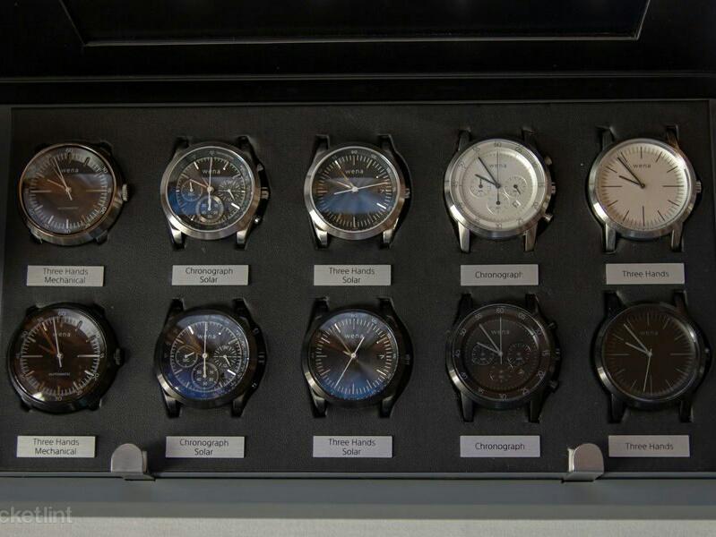 Часы для Sony Wena