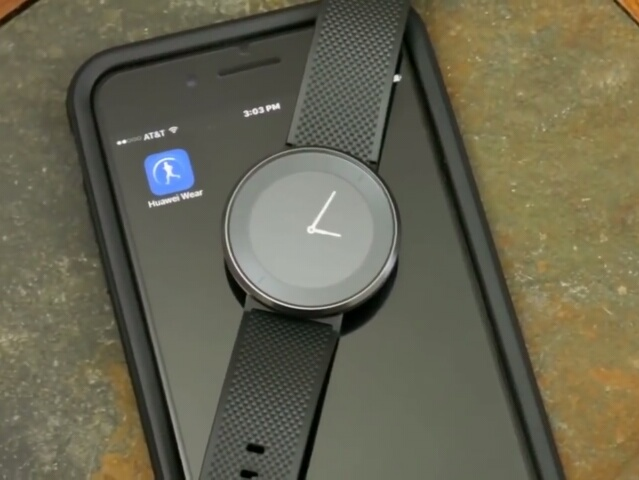 Huawei Honor Watch S1