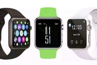 Умные часы DM09 (LF07) - лучший китайский аналог Apple Watch