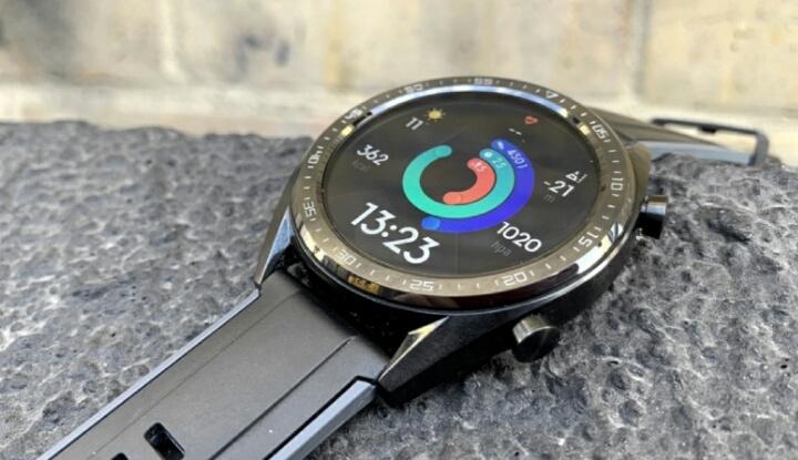 Huawei случайно опубликовал промо-изображение часов Watch GT Active