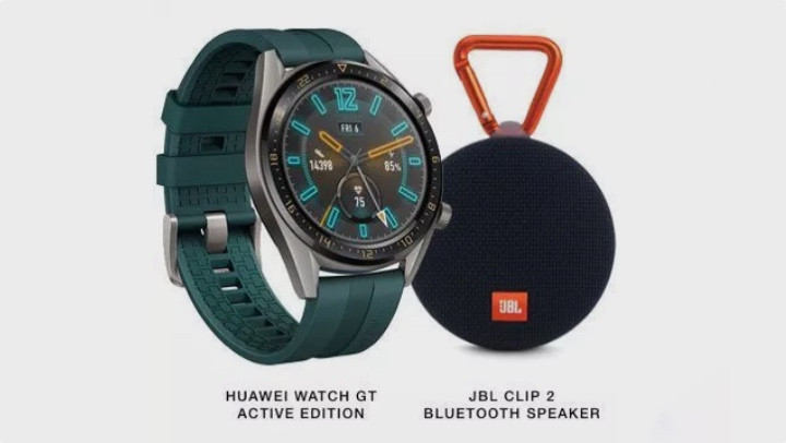 Смартчасы Watch GT Active