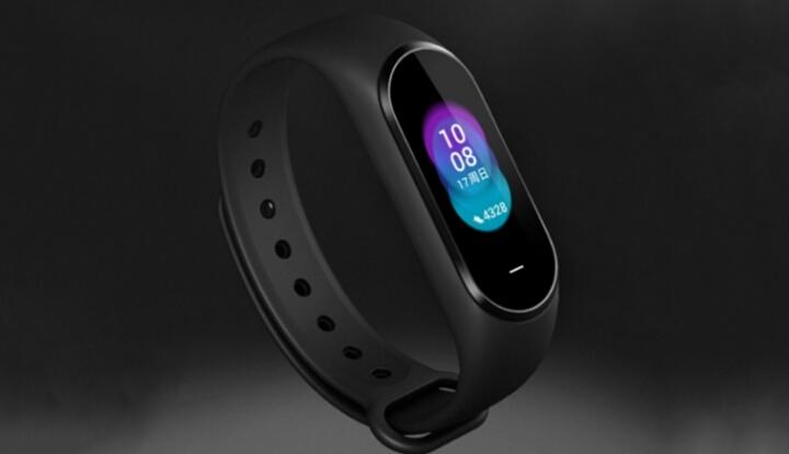 Xiaomi представил самый дорогой в своей истории фитнес-браслет Mi Band 4