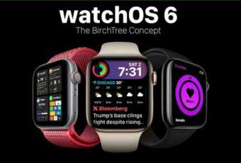 Новые функции watchOS 6 в смартчасах Apple Watch