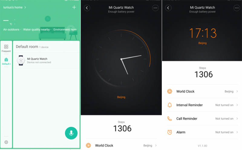 Обзор Xiaomi Mijia Quartz Watch SYB01