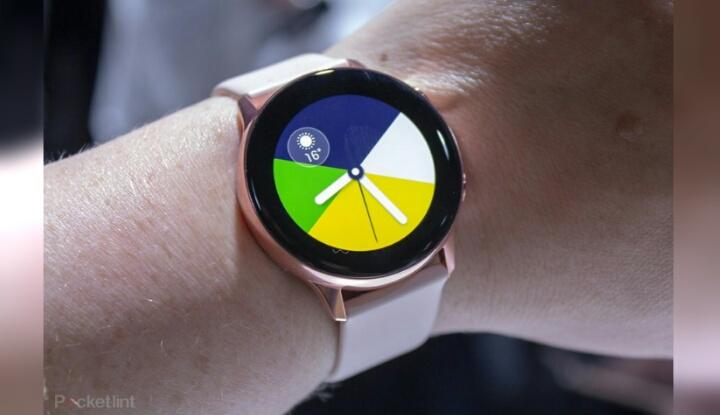 Новые функции Galaxy Watch Active доступны на старых смартчасах Samsung