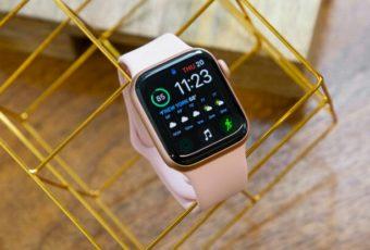 Обзор умных часов Apple Watch Series 4