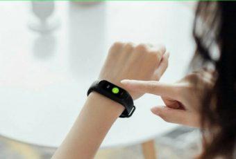 Обзор умного браслета Xiaomi Hey+ с NFC и цветным дисплеем OLED