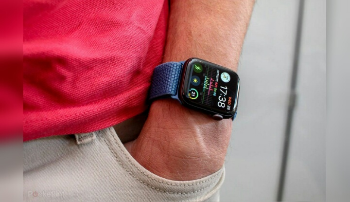 Вот как могут выглядеть новые смартчасы Apple Watch с камерой