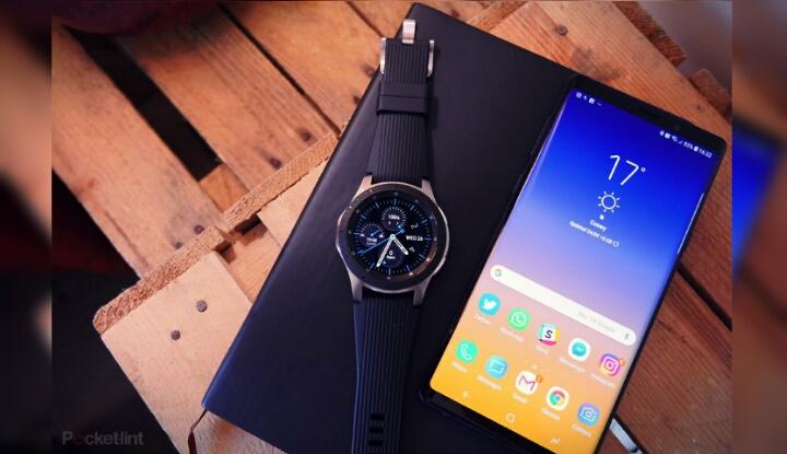 Новые часы Samsung смогут определять тип телосложения пользователя