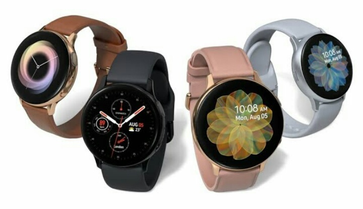 Samsung Galaxy Watch Active 2 - ЭКГ, 4G, дата выпуска, цена