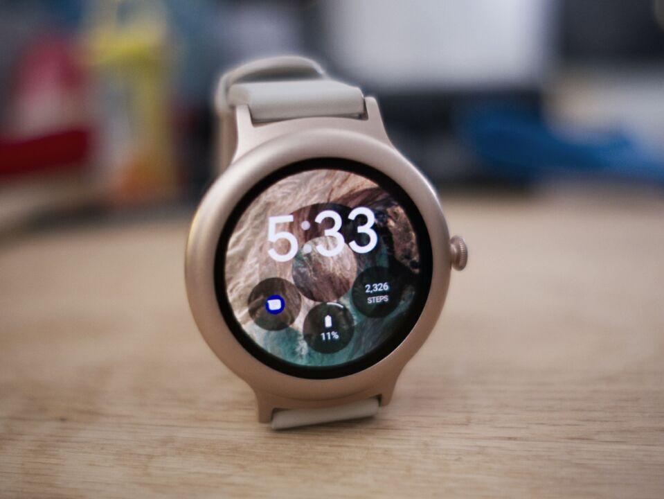 Вероятный дизайн Pixel Watch
